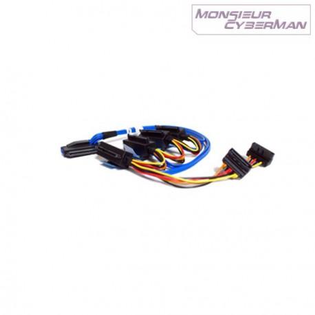 Câble Cordon Nappe K317N Carte Disque Dur SAS Sata Dell PowerEdge T110 UCS-61