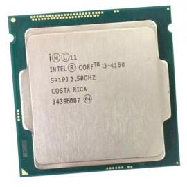 Processeur CPU Intel Core I3-4150 3.5Ghz 3Mo 5GT/s LGA1150 Dual Core SR1PJ