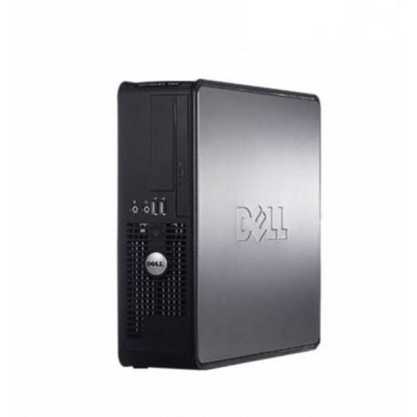 PC DELL Optiplex 760 SFF Core 2 Duo E7400 2,8Ghz 4Go DDR2 250Go SATA Win XP Pro
