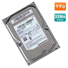"""Disque Dur 1To SAMSUNG SATA 3.5"""" HD103SI/Z4 Cache 32Mo 5400 RPM"""