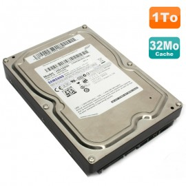 "Disque Dur 1To SAMSUNG SATA 3.5"" HD105SI Cache 32Mo 5400 RPM"