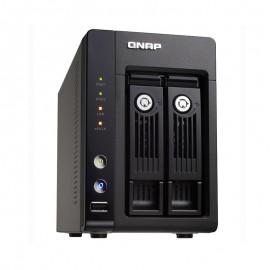 Serveur NAS Qnap TS-239 Pro II 2 baies USB eSATA VGA Intel Atom 1Go
