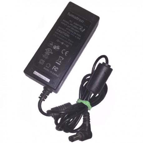 Chargeur Adaptateur Secteur lumatron IM120DU-416D E251336 12V 4.16A AC Adapter