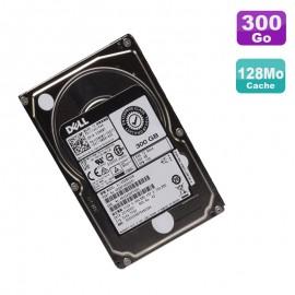 """Disque Dur 300Go 2.5"""" SAS DELL Entreprise Class AL13SXL300N HDE9E02DAA51 15K RPM"""