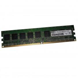 1Go RAM Serveur DATARAM B 010413 07207 E DIMM PC2-5300E ECC 240-Pin 667Mhz 2Rx8