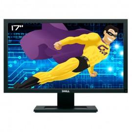 """Ecran Plat PC 17"""" DELL E1709Wf 0U769H LCD TFT VGA 1440 x 900 16:10 WideScreen"""