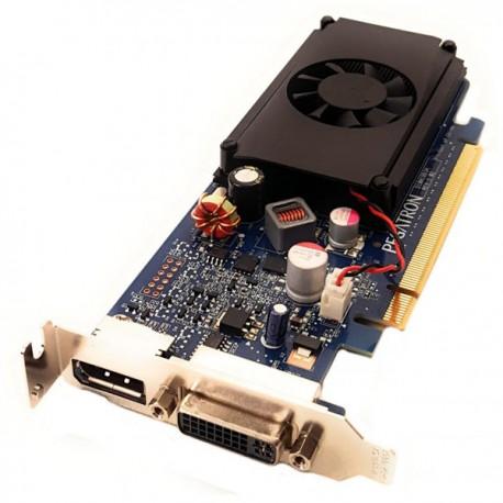 Carte PEGATRON GeForce GTS310DP 572029-001 P690 512Mo PCIe DVI Disp. Low Profile