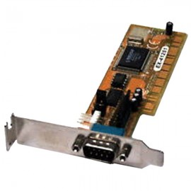 Carte Adaptateur PCI Port Série RS-232 EX-41251 EXSYS 608331350 Low Profile