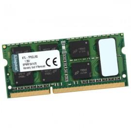 8Go RAM PC Portable KINGSTON KTL-TP3CL/8G SODIMM DDR3 PC3L-12800S 1600MHz 1.35v