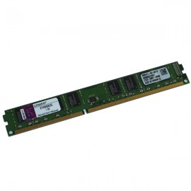 2Go RAM PC Bureau Slim KINGSTON KTH9600B/2G DIMM DDR3 PC3-10600U 1333Mhz 240-Pin