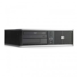 PC HP Compaq DC7800 SFF Pentium Dual Core 1.8Ghz 2Go DDR2 500Go SATA Win XP Pro