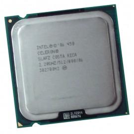 Processeur CPU Intel Celeron 450 2.2Ghz 512Ko LGA775 SLAFZ