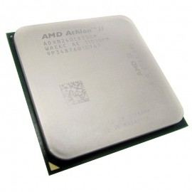 Processeur CPU AMD Athlon II X2 B24 3.0GHz 2Mo ADXB240CK23GM Socket AM3+
