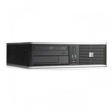 PC HP Compaq DC7800 SFF Pentium Dual Core 1.8Ghz 2Go DDR2 2To SATA Win XP Pro