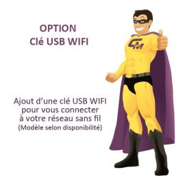 OPTION : Clé WIFI neuve