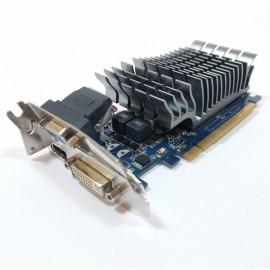 Carte Graphique ASUS GeForce ENGT520 C1310P 1Go DDR3 PCIe HDMI DVI-I Low Profile