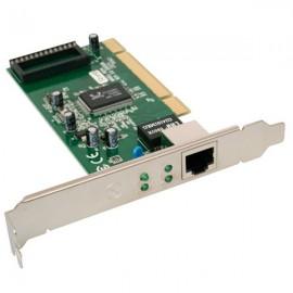 Carte Réseau ICIDU NI-707511 RGPA 1x RJ-45 Ethernet 10/100/1000Mbps PCI 32-bit