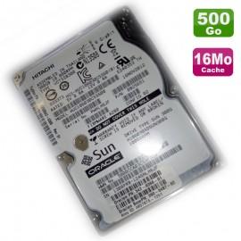 "Disque Dur 300Go 2.5"" SAS Sun Oracle HGS-HUC106030CSS60 0B25651 HITACHI 10K RPM"