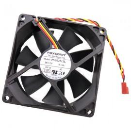 Ventilateur FOXCONN PV902512L 1SF 2J DC 12V 0.16A 3-Pin 92x92x25mm 16cm Fan