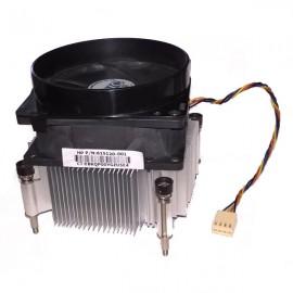 Ventirad Processeur HP AVC 615120-001 CPU Heatsink 4-Pin 16cm Dissipateur