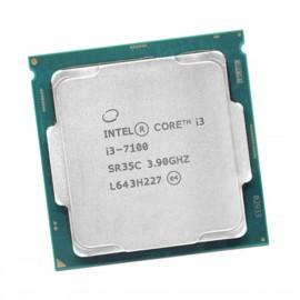 Processeur CPU Intel Core i3-7100 3.90Ghz SR35C FCLGA1151 H4 3Mo 8GT/s