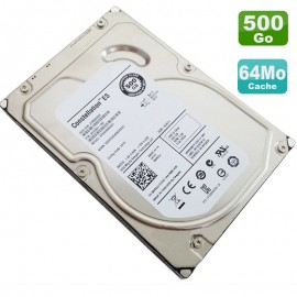 "Disque Dur 500Go SAS 3.5"" Dell Constellation ST500NM0001 9YZ262-150 7200RPM"