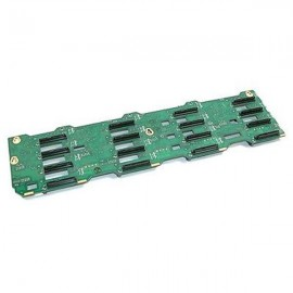 Carte Backplane Board SUPERMICRO SAS836TQ REV 1.01 4x Molex 16x SATA 16x SAS