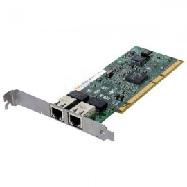 Carte Réseau Dell Intel PRO/1000MT 0J1679 C49769-002 E-G021-03-1161 2xRJ45 PCI-X