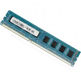 4Go RAM PC Bureau Ramaxel RMR5040ED58E9W 240PIN DDR3 PC3-12800U 1600Mhz 2Rx8