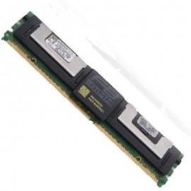 2Go RAM Serveur FB-Dimm Kingston KVR667D2D8F5/2G DDR2 PC2-5300F ECC 2Rx8