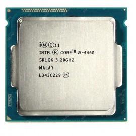 Processeur CPU Intel Core I5-4460 3.20Ghz 6Mo 5GT/s FCLGA1150 Quad Core SR1QK