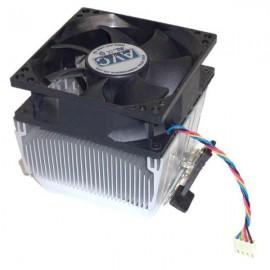 Ventirad Processeur HP 437832-003 CPU Heatsink Fan 4Pin 8cm DX2250 MT Socket AM2
