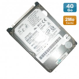 "Disque Dur 40Go IDE ATA 2.5"" Hitachi Travelstar DK23EA-40 4200RPM Pc Portable"