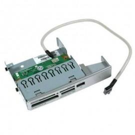 "Lecteur Carte Mémoire HP 5070-1799 XD SM MMC SD CF I&II MS PRO USB 2.0 3.5"""