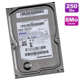 """Disque Dur 250Go SATA 3.5"""" SAMSUNG HP HD251HJ/B 438767-001 7200RPM 8Mo"""