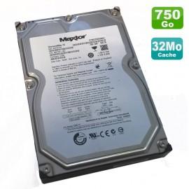 """Disque Dur 750Go SATA 3.5"""" Maxtor DiamondMax 23 STM3750528AS 9SS153-327 7200RPM"""