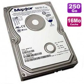 "Disque Dur 250Go SATA 3.5"" Maxtor DiamondMax 10 6V250F0 7200RPM 16Mo"