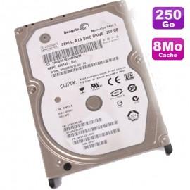 """Disque Dur 250Go SATA 2.5"""" Seagate Momentus ST9250320AS 9EV133 Pc Portable 8Mo"""