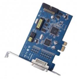 Carte Adaptateur GeoVision GV-600 650 800B PCIe DVI Video Recorder Capture Card