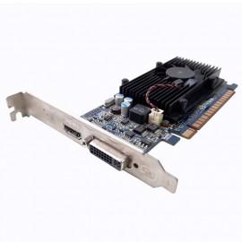Carte HP NVIDIA GeForce GT520 655081-001 657399-001 P1310 1Go DDR3 PCIe DVI HDMI