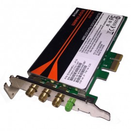 Carte PCIe 3xWireless IEEE802 D-Link DWA-556 EWA556EU KA2WA556A1 LED Low Profile