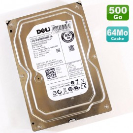 "Disque Dur 500Go SATA 3.5"" DELL WD Enterprise WD5003ABYX-18WERA0 1KWKJ 7200RPM"
