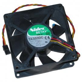 Ventilateur Nidec TA350DC M35105-58 G3DEL 2W709 12V DC 3-Pin 92x92x38mm 22cm