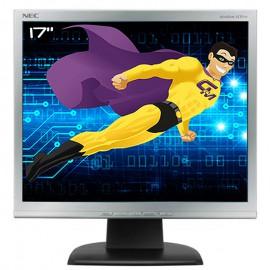 "Ecran PC Pro 17"" NEC AccuSync LCD73V L175GZ ASLCD73V-BK-1 LCD TFT TN VGA 5:4"