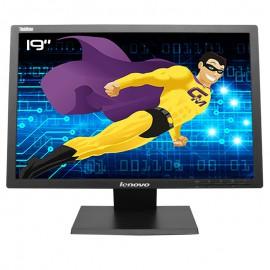 "Ecran PC Pro 19"" LENOVO ThinkVision LT1953wA 03X7973 VGA DVI-D 16:10 WideScreen"