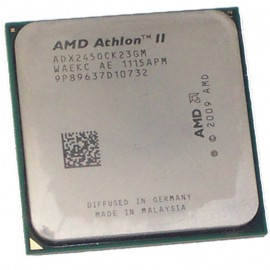 Processeur CPU AMD Athlon II X2 245 2.93GHz ADX2450CK23GM Socket AM3 AM2+