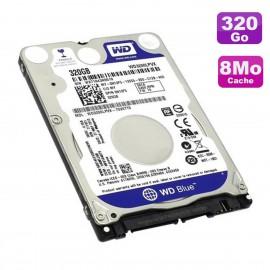 """Disque Dur 320Go SATA 2.5"""" Western Digital Blue WD3200LPVX-08V0T 04W0590 45K0679"""