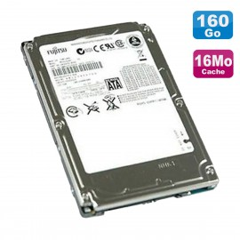 "Disque Dur 160Go SATA 2.5"" Fujitsu MHZ2160BJ CA07096-B32400DL 7200RPM 16Mo"