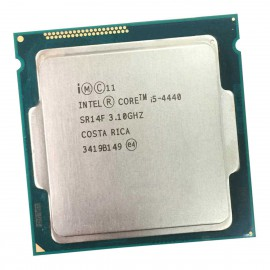 Processeur CPU Intel Core i5-4440 SR14F 3.1Ghz 6Mo 5GT/s LGA1150 Quad Core