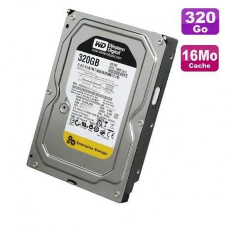 "Disque Dur 320Go SATA 3.5"" Western Digital Enterprise RE3 WD3202ABYS-02B7A0 16Mo"